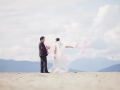 """Grace and Sam """"Jenna is the best! Our wedding was amazing and I would recommend her in a heartbeat. We were able to enjoy the day and just take it all in with no stress because we trusted her."""" Photo credit: Lucida Photography"""