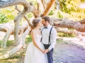 """Jackie and Darrin """"I would highly recommend Jenna. I know there are other big name planners in town, but the value Jenna provides is far superior. High quality, and high value.""""  Photo credit: Love Out Loud Studios"""