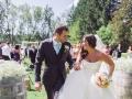 Tim & Sydney photo credit: RF Weddings
