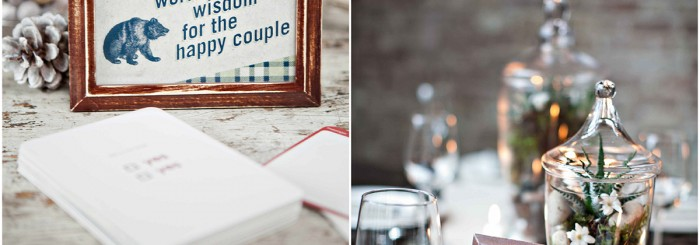Rustic Canadiana Styled Shoot